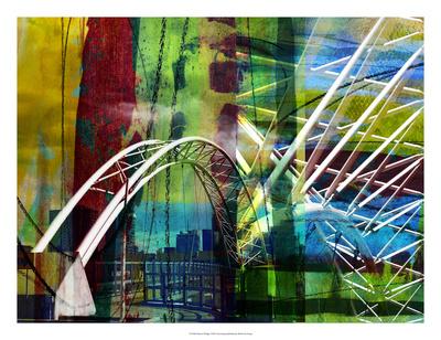 Denver Bridge Giclee Print by Sisa Jasper