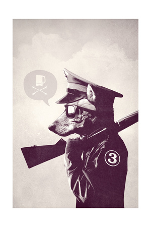 Weekend Warrior Posters by Hidden Moves