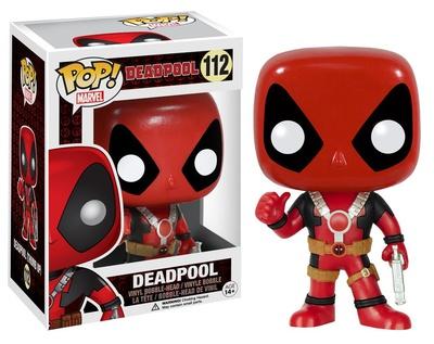 Marvel Deadpool - Thumb Up POP Figure Speelgoed