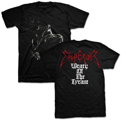 Emperor- Wrath Of The Tyrant (Front/Back) T-shirts