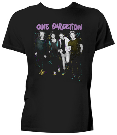 Juniors: One Direction- Backstage T-Shirt