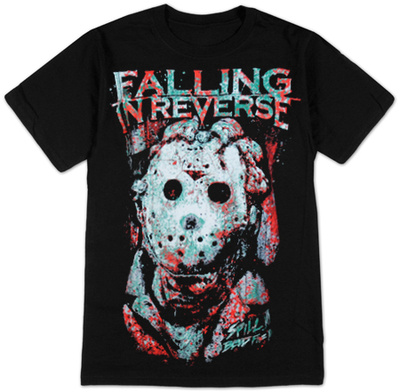 Falling In Reverse- Spill My Blood For You Shirts