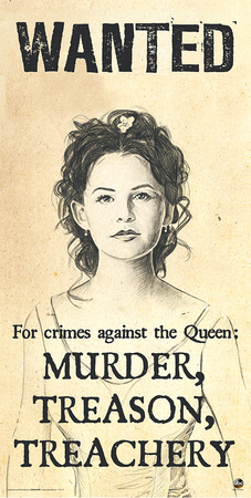 Once Upon A Time- Snow White Wanted Posters