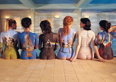 Pink Floyd- Back Catalogue Velkoformátový plakát