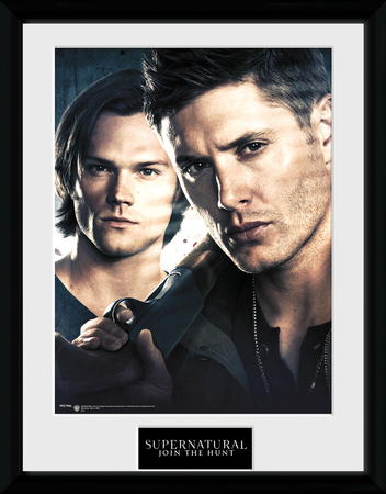 Supernatural- Brothers Collector-tryk
