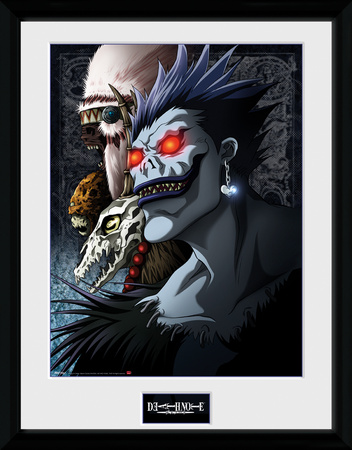 Death Note- Shinigami Collector-tryk