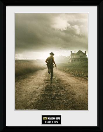 The Walking Dead- Season 2 Collector-tryk