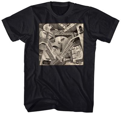 M.C. Escher- Relativity T-Shirt