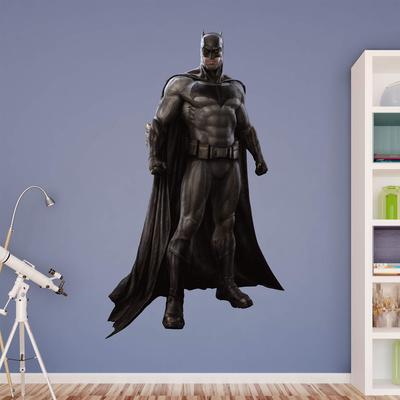 DC Batman v Superman Batman RealBig Wall Decal