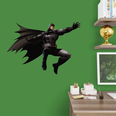 DC Batman v Superman Batman Fathead Jr. Wall Decal