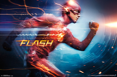 The Flash- Speed Dynamo Posters