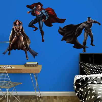 DC Batman v Superman RealBig Collection Wall Decal