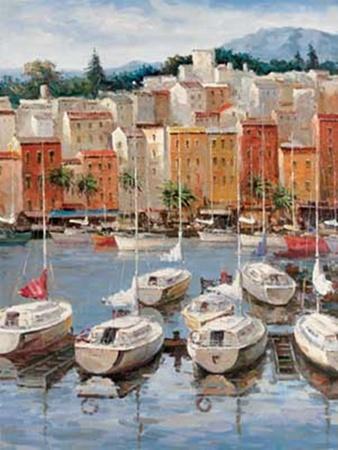 Terracotta Harbor Posters by Furtesen