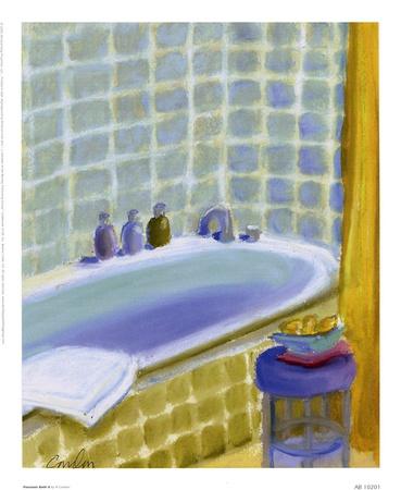 Porcelain Bath ll Prints by Jeff Condon