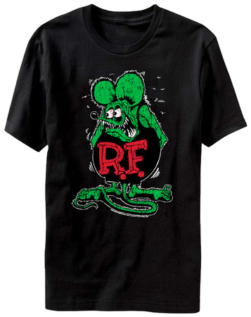 Rat Fink- Distressed Big Daddy T-shirts