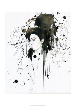 Amy Poster av Lora Zombie