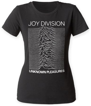 Juniors: Joy Division- Unknown Pleasures T-Shirt