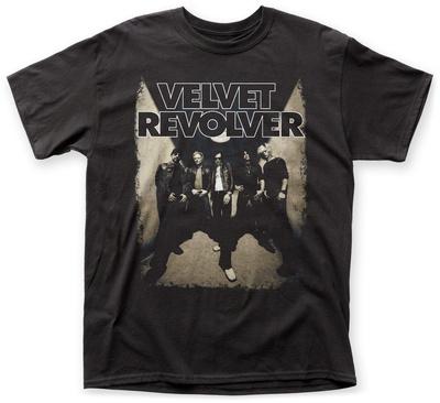 Velvet Revolver- Band Photo Band T-Shirt