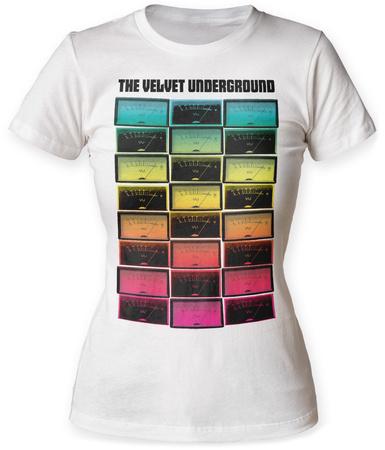 Juniors: Velvet Underground- Meters Magliette