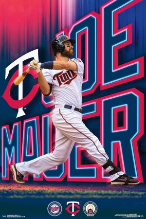 Minnesota Twins- Joe Mauer 2016 Posters