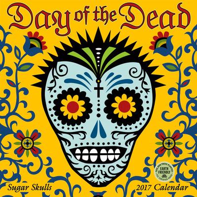 Day of the Dead - 2017 Calendar Takvimler