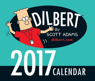 Dilbert - 2017 Boxed Calendar Kalendarze