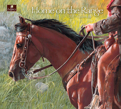 Home on the Range - 2017 Calendar Kalendarze