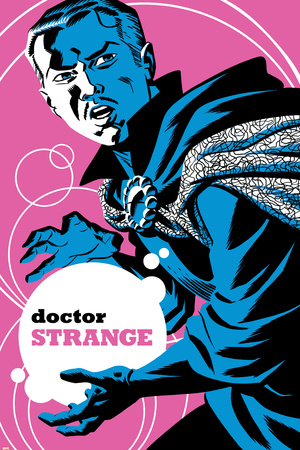 Doctor Strange No.5 Cover Posters