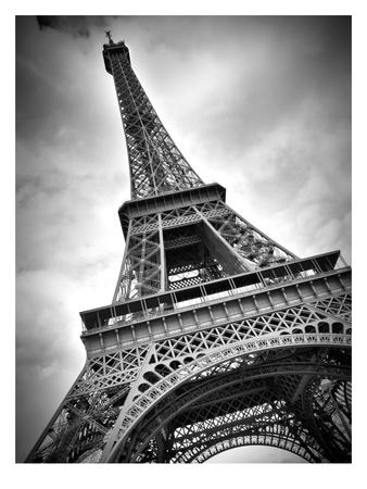 Paris Eiffel Tower Dynamic Posters by Melanie Viola
