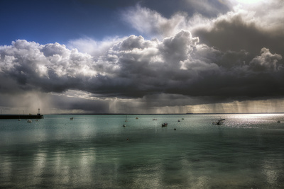 Bretagne, Cancale Photographic Print by Philippe Manguin