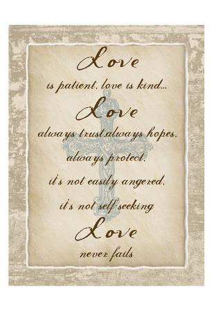 Patient Love Prints by Sheldon Lewis