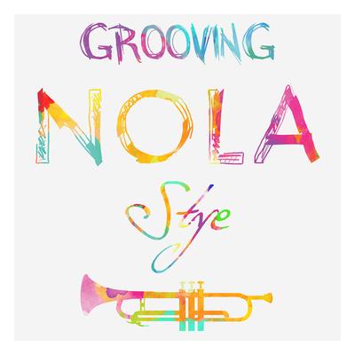 Nola Groove Prints by Sheldon Lewis