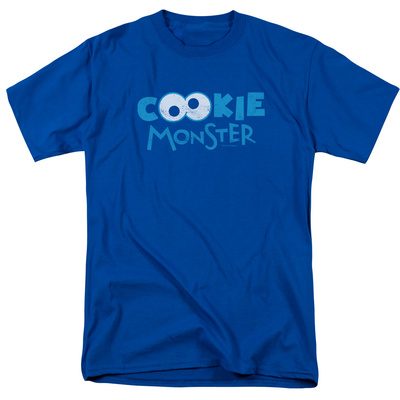 Sesame Street- Cookie Googley Eyes Shirt