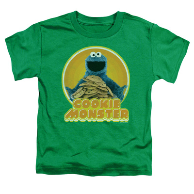 Toddler: Sesame Street- Cookie Hug T-Shirt
