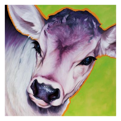 Green Calf 82493 Prints by May May