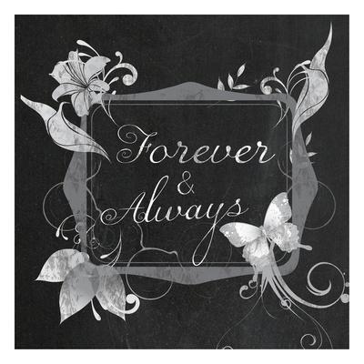 Forever Always Art by Lauren Gibbons