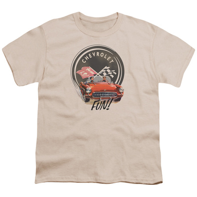 Youth: Chevy- Corvette Fun T-Shirt