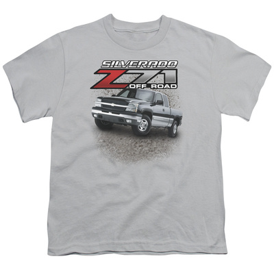 Youth: Chevy- Silverado Z71 Off Road T-Shirt