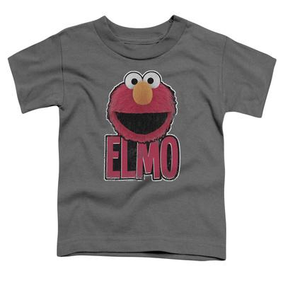 Toddler: Sesame Street- Big Smile Elmo Shirts