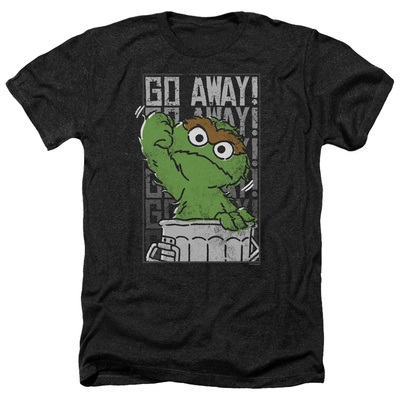 Sesame Street- Go Away T-shirts