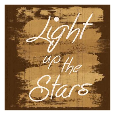Light Stars Prints by Lauren Gibbons