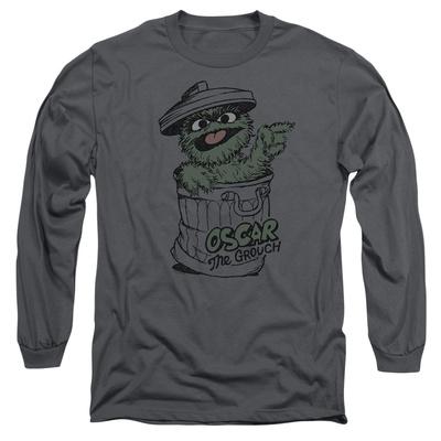 Long Sleeve: Sesame Street- Early Grouch Shirts