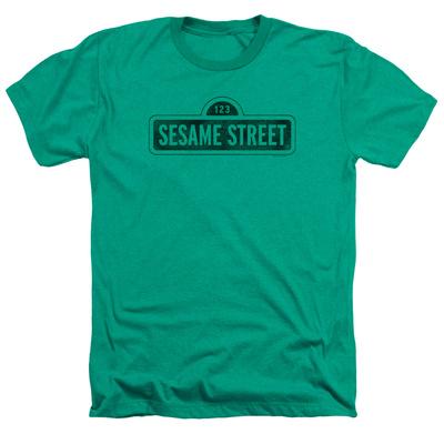 Sesame Street- Solid Logo Shirts