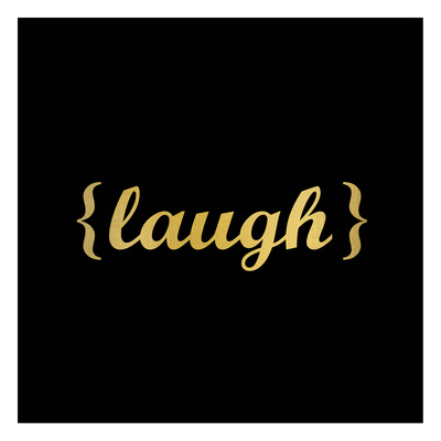Laugh Prints by Kimberly Allen