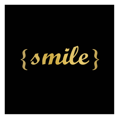 Smile Posters by Kimberly Allen