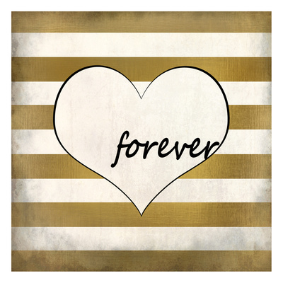 Forever Print by Kimberly Allen