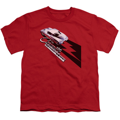 Youth: Chevy- Corvette Sting Ray Shirt