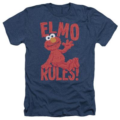 Sesame Street- Elmo Rules Shirt