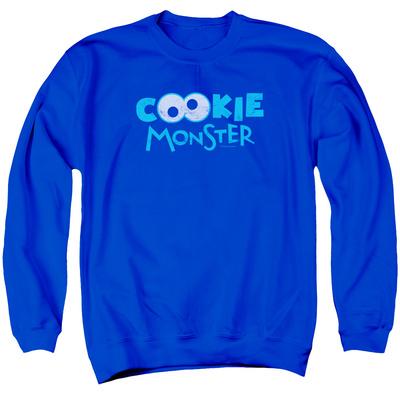 Crewneck Sweatshirt: Sesame Street- Cookie Googley Eyes T-shirts