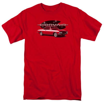 Youth: Chevy- Classic Corvette Logo T-shirts